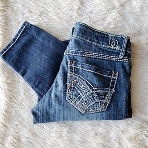 Hydraulic jeans sz 5/6 vikki super skinny